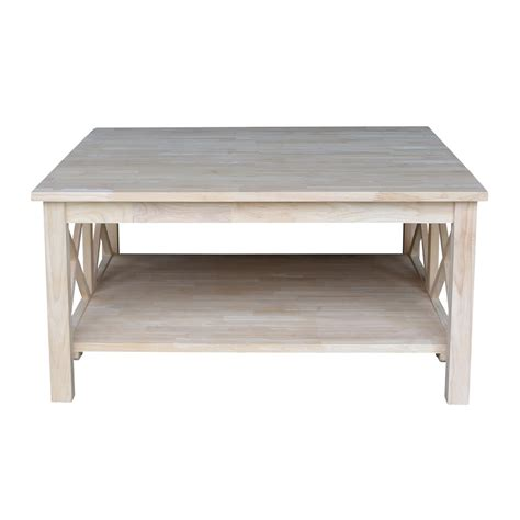 unfinished square coffee table unfinished square coffee table day unfinished large square
