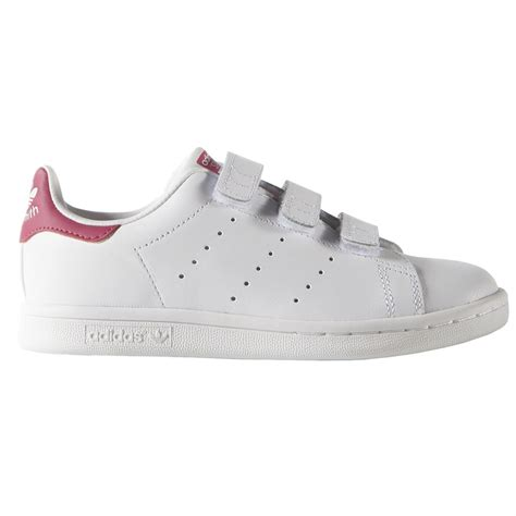 sneakers adidas stan smith with velcro fashion shoes