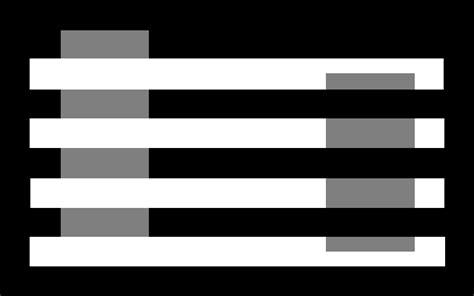 ilusiones opticas white harvey asimilaci 243 n de color contraste de color