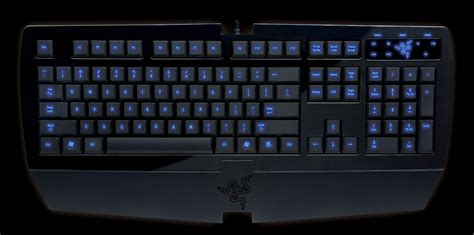 Razer Arctosa Gaming Keyboard razer lycosa gaming keyboard uncategorized