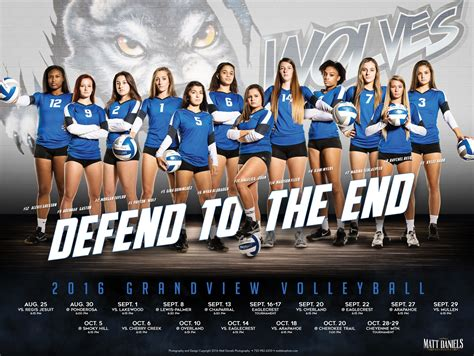 design volleyball poster photography and poster design created for the 2016