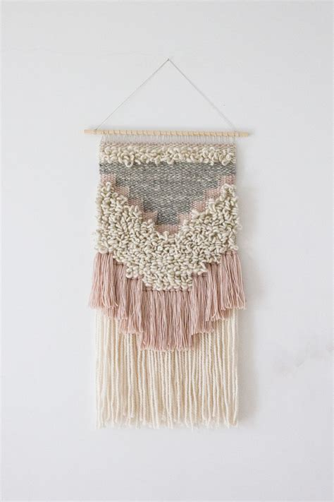 Wall Hanging woven wall hanging woven wall weaving woven tapestry