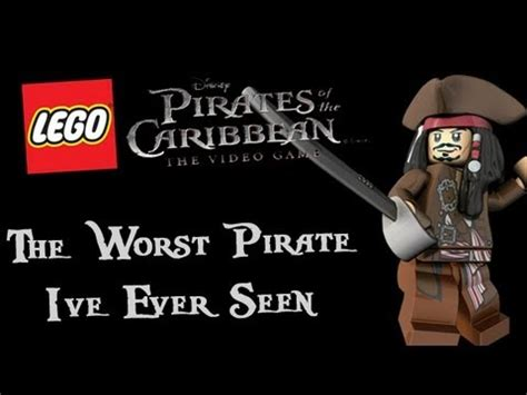pirate blunderbeard worst pirate lego pirates the worst pirate i ve ever seen achievement guide youtube
