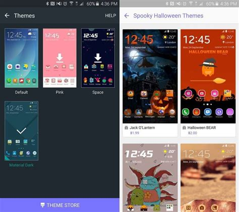 samsung themes on note 4 the verizon samsung galaxy note 5 review just as many