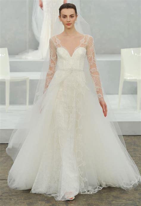 monique lhuillier bridal monique lhuillier bridal spring 2015 wedding dresses
