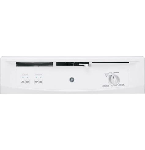 Ge The Sink Dishwasher by Gsm2200vww Ge Spacemaker The Sink Dishwasher White