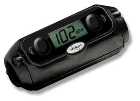 golf swing speed device medicus power meter review hittingthegreen com