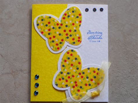 Idea Handmade - handmade cards ideas picnic card 2