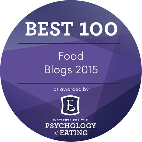 best food blogs in the world best 100 food blogs 2015 psychology of