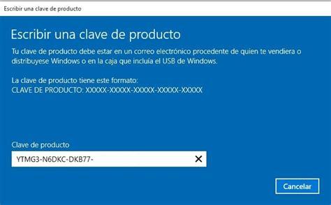 sketchbook pro numero de serie y clave c 243 mo activar windows 10 con una clave de producto de