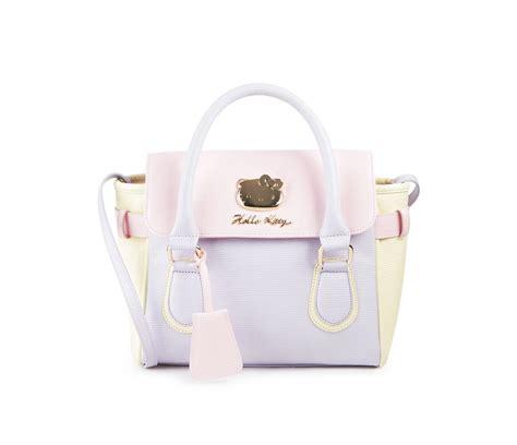 Pastel Bag hello 2 way shoulder bag pastel