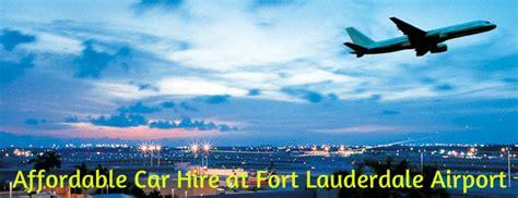 car rentals  fort lauderdale airport reserve