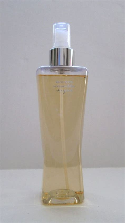 Parfum Warm Vanilla Sugar bath and works warm vanilla sugar fragrance mist spray size