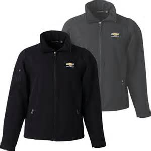 chevrolet soft shell fleece jacket chevymall