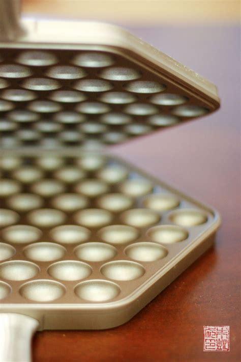 Cetakan Egg Waffle Egg Waffle Pan hong kong eggettes daan jai for s day dessert