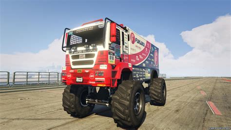 rally truck rally truck add on replace for gta 5