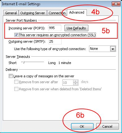 Office 365 Outlook Not Connecting Office 365 Outlook An Encrypted Connection To Your Mail