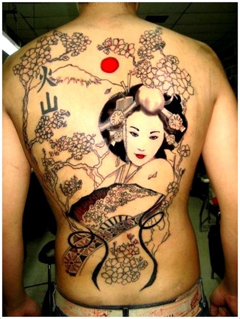geisha beautiful tattoo 45 traditional geisha tattoo that inspire your artistic side