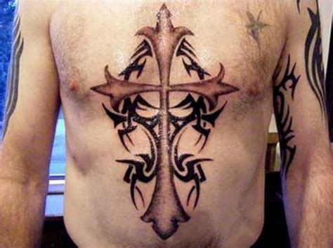 caring for a tattoo on your chest chest cross tattoo ideas for men pictures fashion gallery