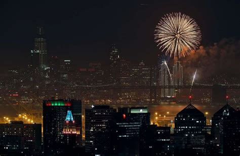 new year 2018 festival san francisco san francisco rings in 2018 as many say riddance to