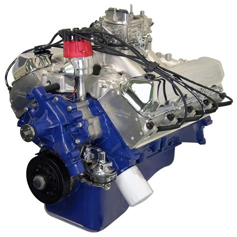 Big Block Ford Crate Engine by Atk High Performance Ford 460 525hp Stage 1 Crate Engines