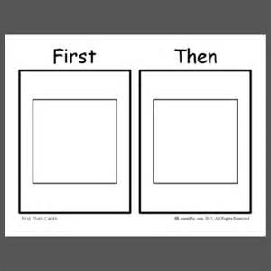 visual schedules materials from the lessonpix sharing center