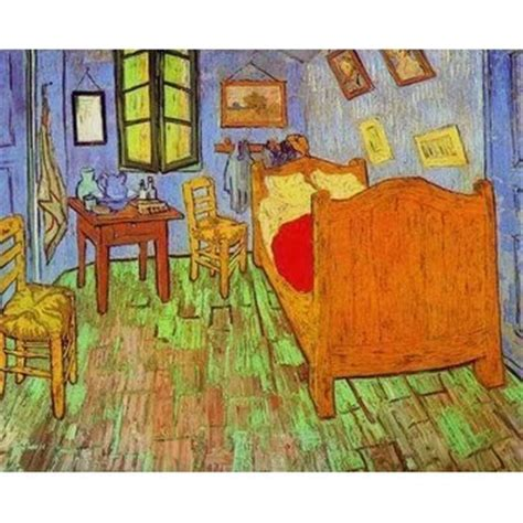 description de la chambre de gogh arts reproductions copies et reproductions de tableaux en