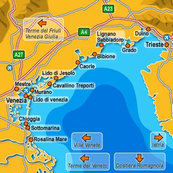 hotels in co de fiori venetian riviera italy destinations