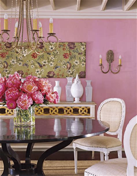 decorating with one pink chic my dining room choosing paint colors how to choose colors for your home