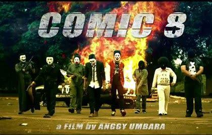 film bioskop indonesia comic 8 tuntutan perok comic 8 pada indonesia apa kabar dunia
