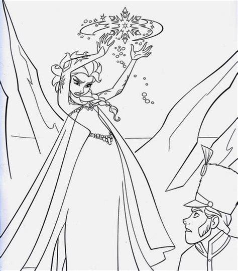coloring pages of princess elsa disney princesses quot frozen quot printable coloring pages
