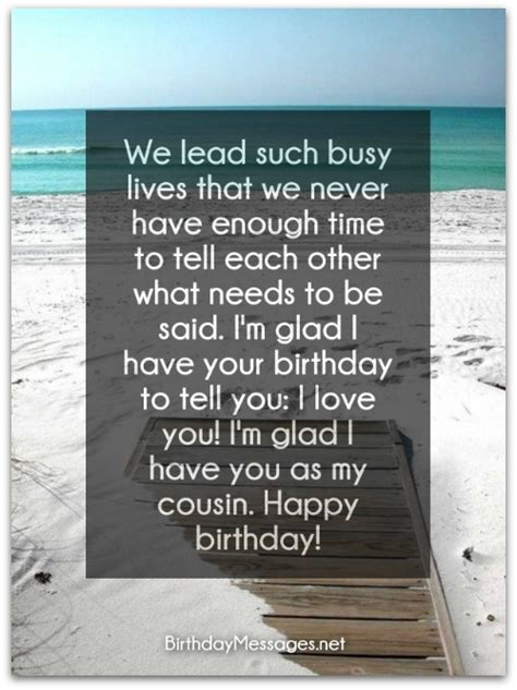 Wedding Wishes For Your Cousin by Cousin Birthday Wishes Birthday Messages For Cousins