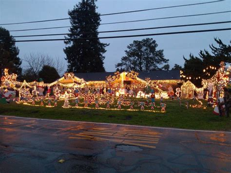 holiday lights in sonoma county a listly list