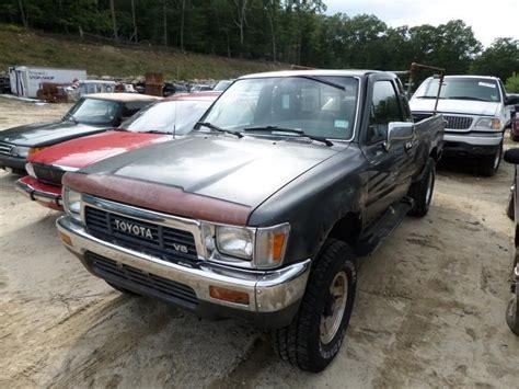 Toyota 91 4x4 89 90 91 Toyota Manual Transmission 4x4 6 Cyl