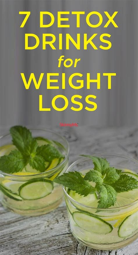 7 Day Weight Loss Detox Drink by 228 Best Detox Images On