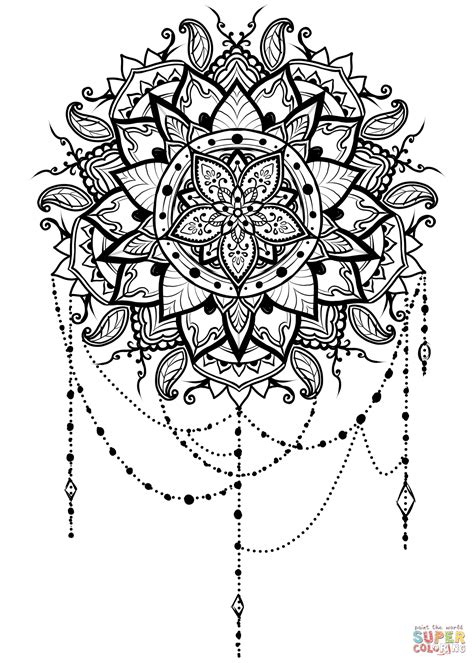 mandala coloring pages free mandala coloring page free printable coloring pages