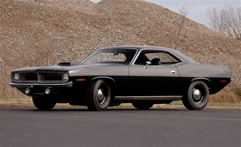 plymouth and plymouth barracuda 1970 74 best american cars