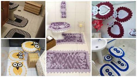revista de crochet para este ao 2016 todo patrones jogo de banheiro de croch 234 88 fotos gr 225 ficos e receitas