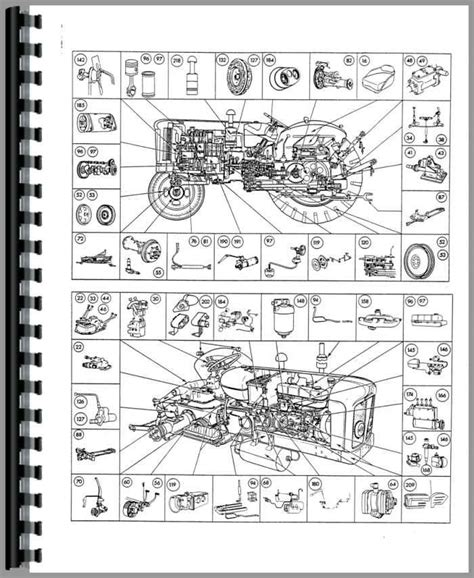 ford 4000 parts ford 4000 wiring diagram 24 wiring diagram images