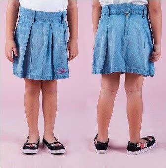 Sepatu Anak Perempuan Aiko Denim Lucu Baju Anak Bahan Denim