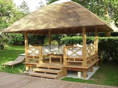 gazebo in legno per giardino migliori gazebo in legno arredamento per giardino i