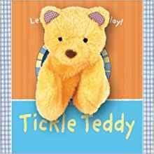 Playtime Teddy Snuggle Puppet Books tickle teddy snuggle puppet goldhawk