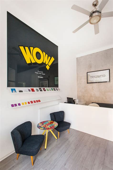 35 inspiring office branding designs web graphic this office is filled with graphics and artwork inspired