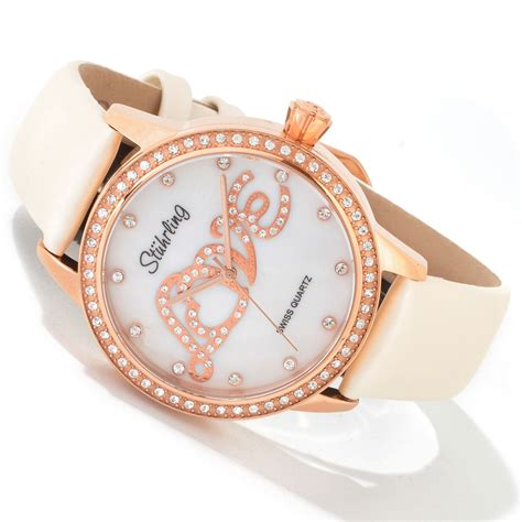 watch for girls beautiful collections women s watches st 252 hrling original the weekly wind up