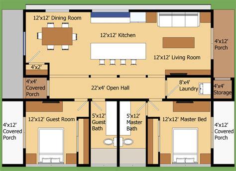 Programa Para Disenar Casas planos de casas de dise 241 o