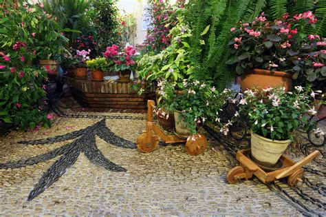 Plants For Small Patio by 29 Serene Garden Patio Ideas And Designs Picture Gallery