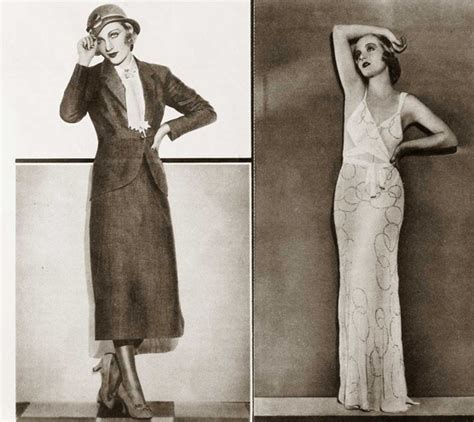 20 chic 1930s cocktail dresses to emulate and wear at