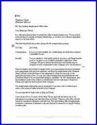Are Employment Offer Letters Legally Binding agreement letter a offer letter could become a