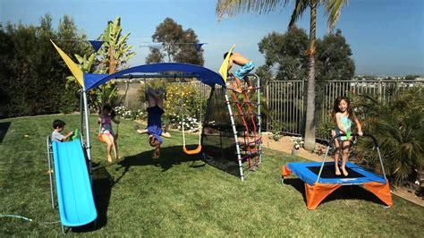 outdoor swing kmart sportspower swing sets kmart