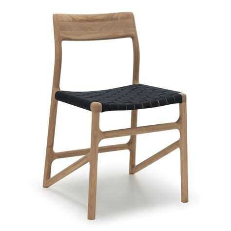 Heals Dining Chairs Heal S Fawn Dining Chair Oak Black Webbing Heal S